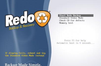 Redobackup – klonen, backup en partitie tools – volledig gratis