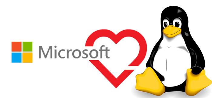 microsoft gaan nog meer samenwerken met Linux.